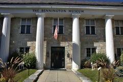 本宁顿佛蒙特美国市历史遗产 库存图片