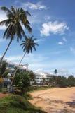 本托特海滩,斯里兰卡 免版税图库摄影