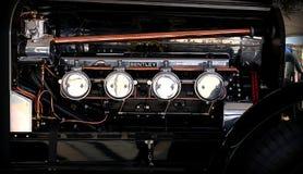 本特利引擎1925年 免版税库存照片