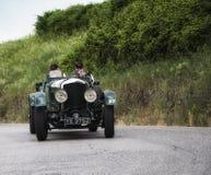 本特利6 1/2公升1927年 库存照片