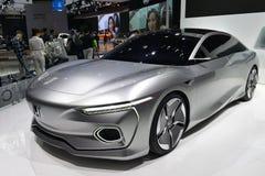 本田设计C001概念汽车 库存照片