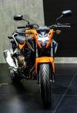 本田CB500F摩托车 库存图片