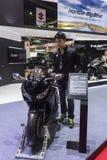 本田CBR1000RR摩托车 库存照片