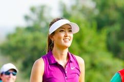 本田LPGA泰国2014年 库存图片