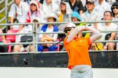 本田LPGA泰国2015年 免版税库存照片