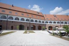 本营在蒂米什瓦拉,罗马尼亚 免版税库存照片