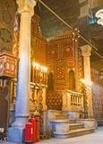 本以斯拉犹太教堂 库存图片