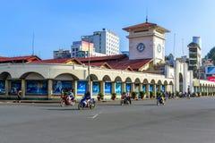 本Thanh市场 免版税库存图片
