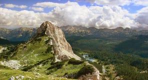朱利安的阿尔卑斯 库存图片