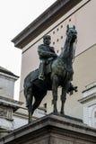 朱塞佩・加里波底雕象(1807-1882) 免版税图库摄影