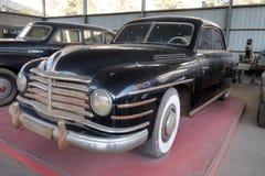 朱德使用的轿车在中国人民` s革命的军事博物馆在北京 库存图片
