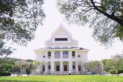 朱拉隆功大学在曼谷 库存照片