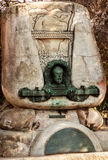 朱达纪念碑 库存照片