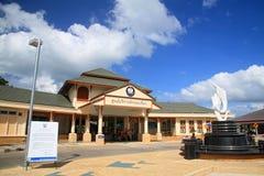 朴Bara,主要运输点到Tarutao和Lipe海岛。 免版税库存图片