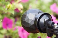 360朵照相机射击花 库存照片