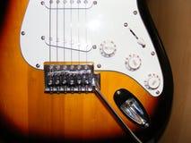 机体吉他 库存照片