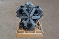 机动车,拖拉机,有爱好者的机械 库存照片
