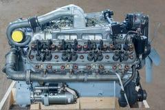 机动车,拖拉机,有爱好者的机械 免版税库存图片