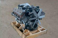 机动车,拖拉机,有爱好者的机械 库存图片