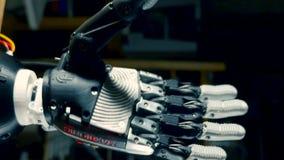 机器人手转动,当得到降下时 股票录像