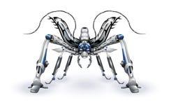机器人昆虫 免版税库存照片