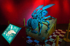 机器人昆虫 图库摄影