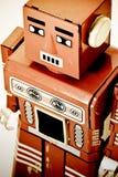 机器人玩具 免版税图库摄影