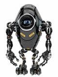 机器人生物 免版税库存照片
