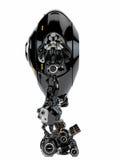 机器人生物 图库摄影