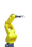 机器人的胳膊 免版税库存图片