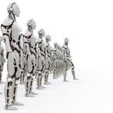 机器人茂盛的s 库存照片