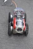 机器人设备 库存图片