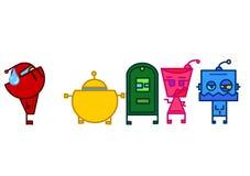 机器人 免版税图库摄影