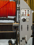 机器洗车 免版税图库摄影