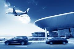 机场北京 免版税库存照片