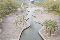 机场国际吉隆坡 免版税库存图片