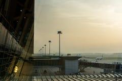 机场国际吉隆坡 库存照片