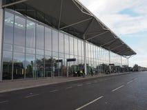 机场在布里斯托尔 免版税库存图片