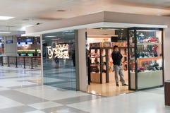 机场大厅设计飞机存储珠海 库存图片