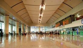 机场大连 免版税库存照片