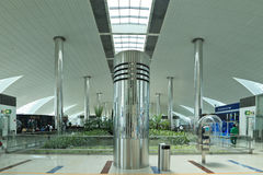 机场娱乐场所 免版税库存照片