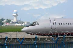 机场安全 免版税库存图片