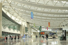 机场安卡拉esenboga国际火鸡 库存图片
