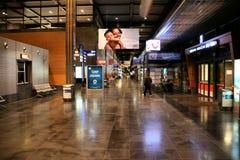 机场布鲁塞尔沙勒罗瓦 免版税图库摄影