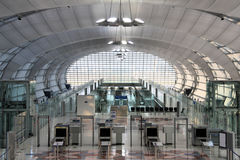 机场曼谷 库存照片