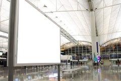 机场洪国际kong 库存照片
