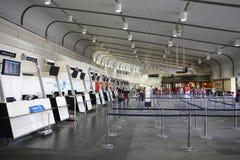 机场珀斯 库存图片