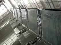 机场等待 图库摄影