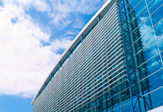 机场结构 免版税库存图片