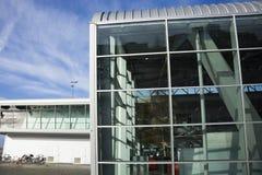 机场艾恩德霍芬 免版税库存照片